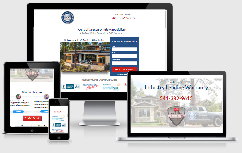Web Design Bend Oregon