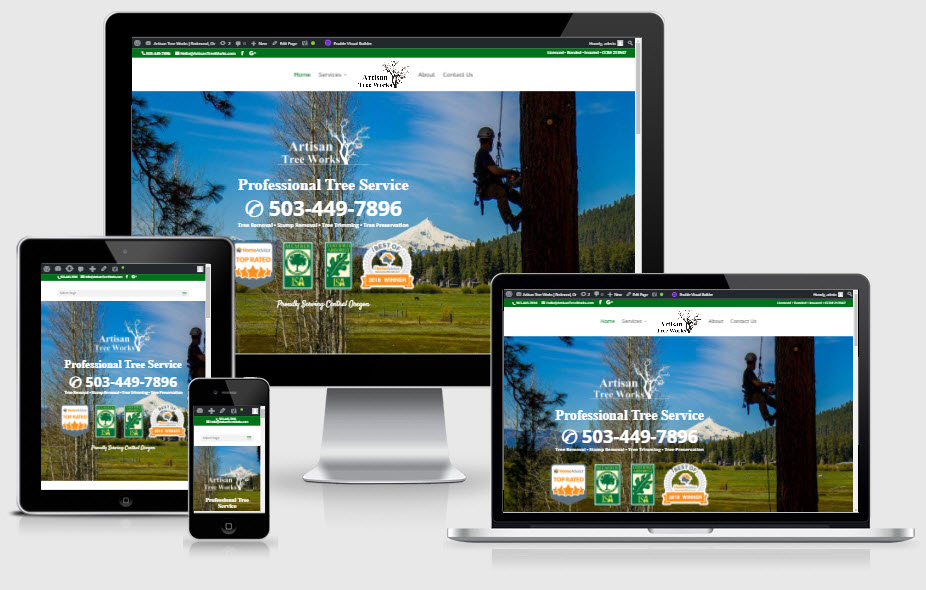 Website Design in Bend Oregon